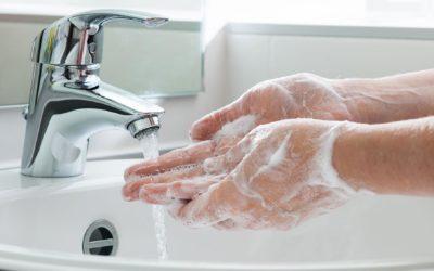 Vedellä ja digitaalisilla työkaluilla viruksia vastaan